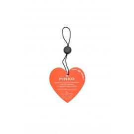 Pinko Love Bag Soft Simply Big Logo Nera