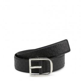 Cintura Gucci Unisex Logo Nera