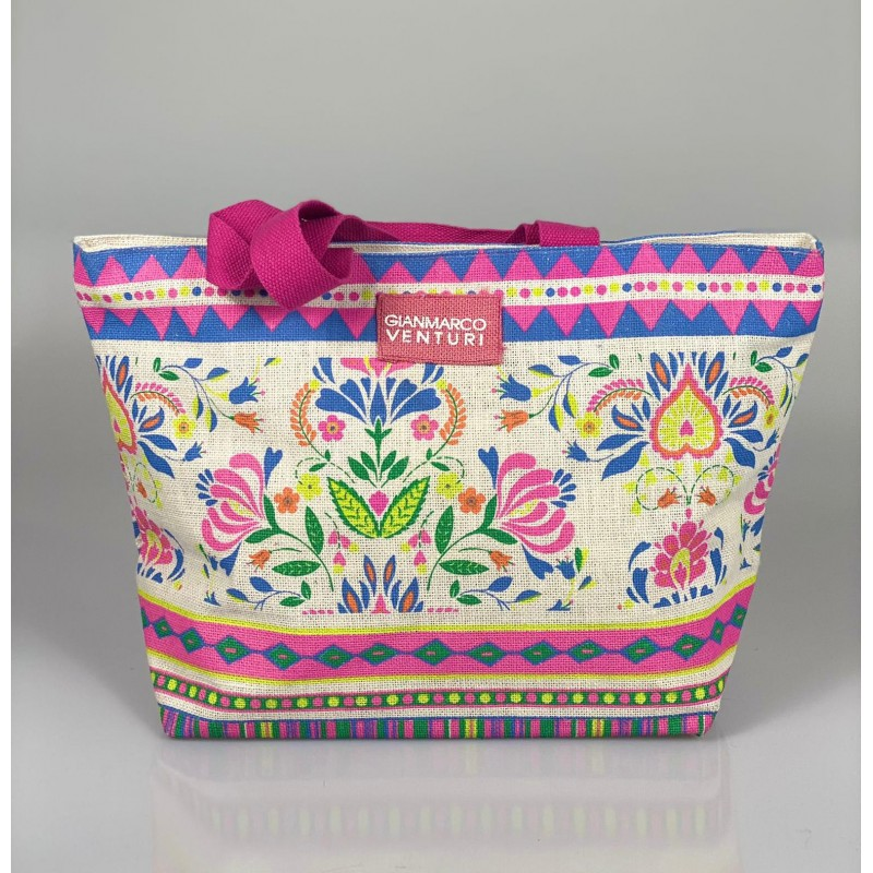 Shopper Bianca Fantasia Colors