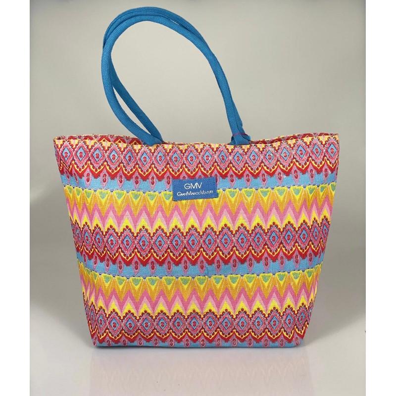 Maxi Shopper Rainbow