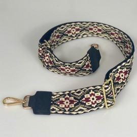 Tracolla ethnic accessorio oro