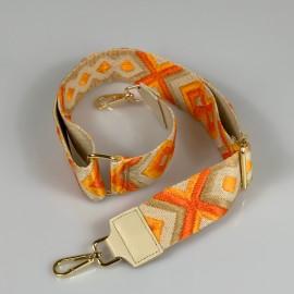 Tracolla Indian accessorio oro
