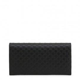 Gucci portafoglio grande nero