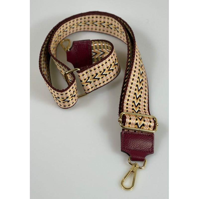 Tracolla Spiga accessorio oro