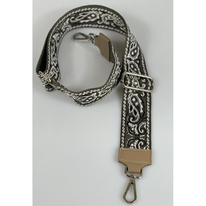 Tracolla Bandana accessorio argento