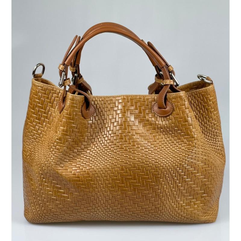 Medium Bag Alessandra Intreccio