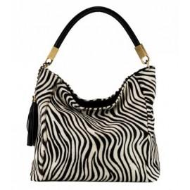 Borsa total cavallino Zebra 1