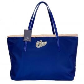 Byblos Shopper leggera Blu