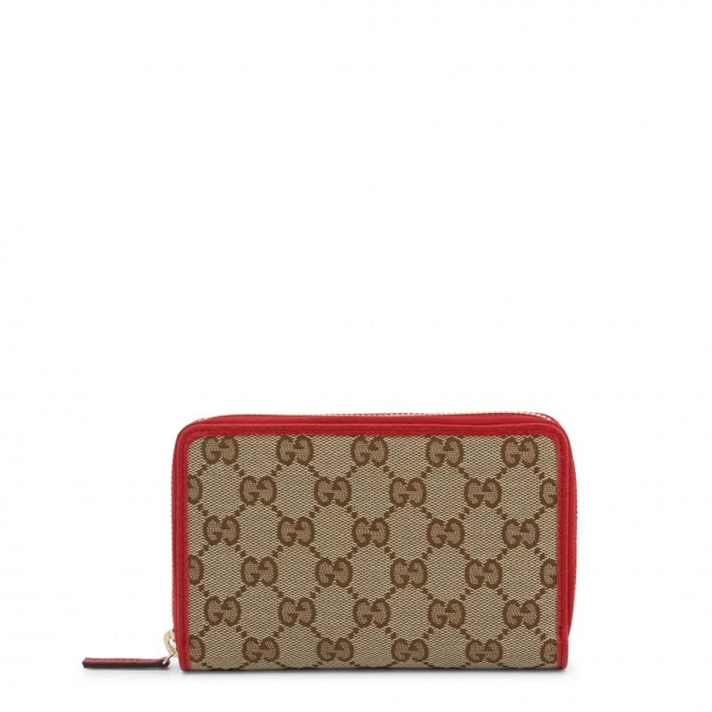 Gucci Portafoglio medio rosso