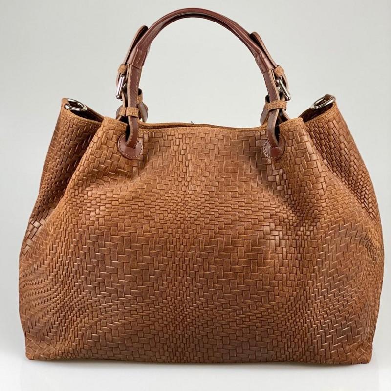Maxi Bag Alessandra Intreccio